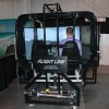 3-Axis Motion Flight Sim